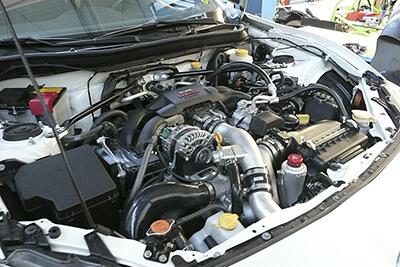 HKS Kompressor für Subaru BRZ